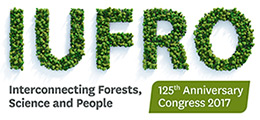 IUFRO 125th Anniversary Congress 2017  | 18 – 22 September 2017 - Freiburg, Germany