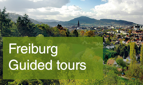 Freiburg Guided tours