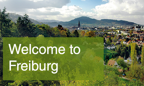 Welcome to Freiburg