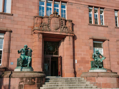 Kollegiengebäude I, University of Freiburg