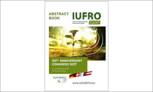 IUFRO2017 Downloads Abstract Book